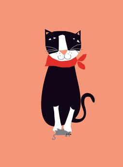 Love Cat Greeting Card from Great Arrow Cards