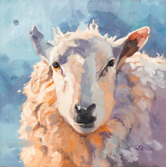 Sheepish Reproduction by Liz Quebe
