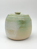 Small Lidded Jar by Patrice Murtha