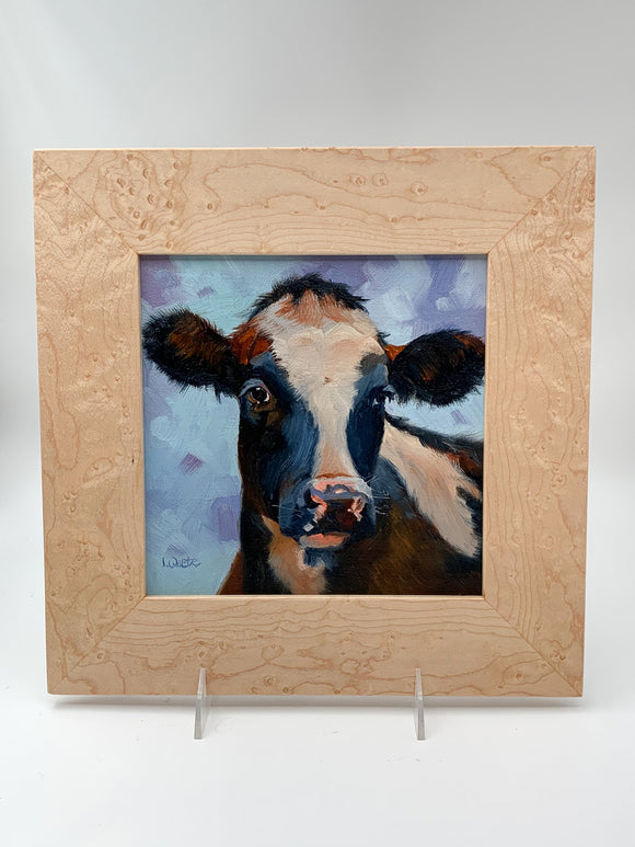 Kinda Moo-dy by Liz Quebe