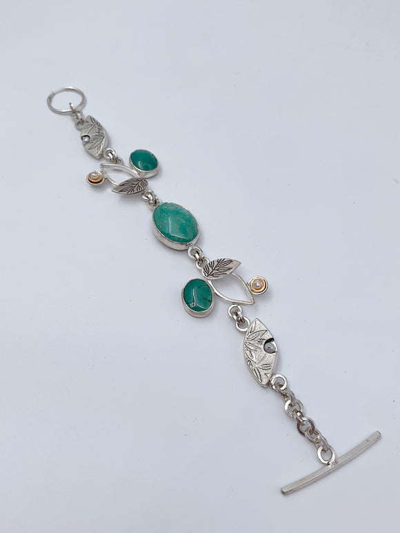 Turquoise Bracelet by Lisa Williams
