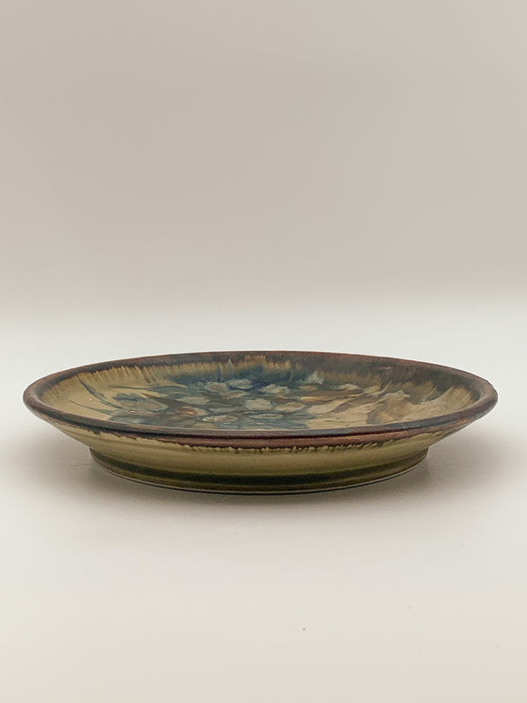 Lunch Plate by Butterfield Pottery