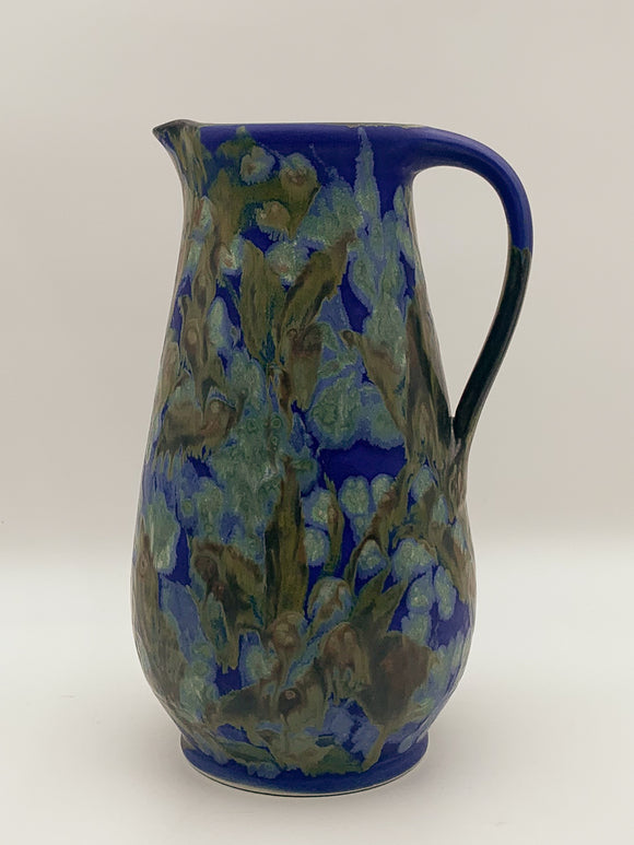 Pitcher by Butterfield Pottery