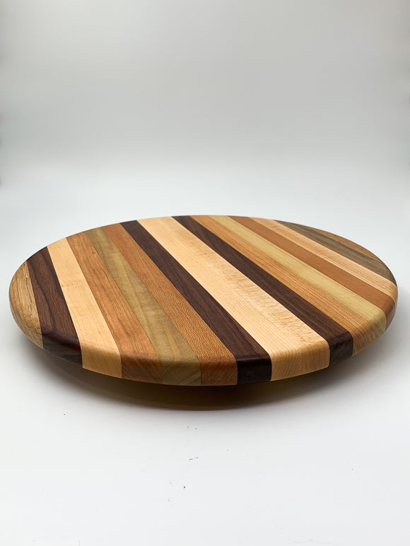 Turntable by Dickinson Woodworking