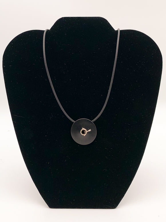 Full Circle Necklace by Erika Sturm