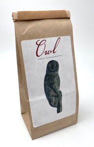 Owl Graphite Drawing Instrument by Zen Stone Garden