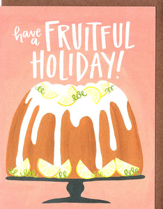 Fruitful Holiday Card by 1canoe2