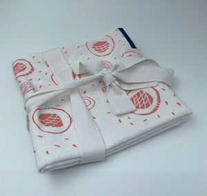 Eco-Wrapping Cloth by Kate Brennan Hall