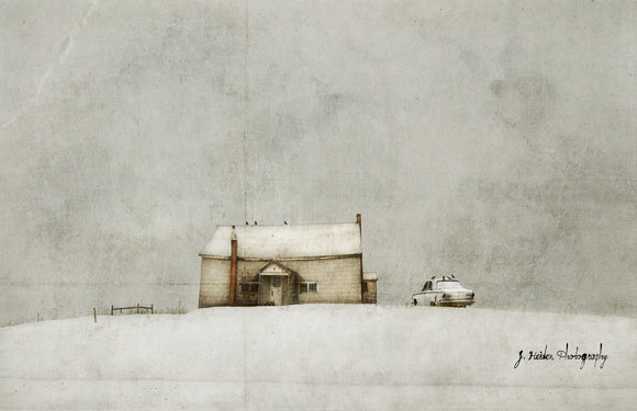 No Longer and Not Yet by Jamie Heiden