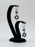 Double Rock Earrings by Jennifer Nunnelee