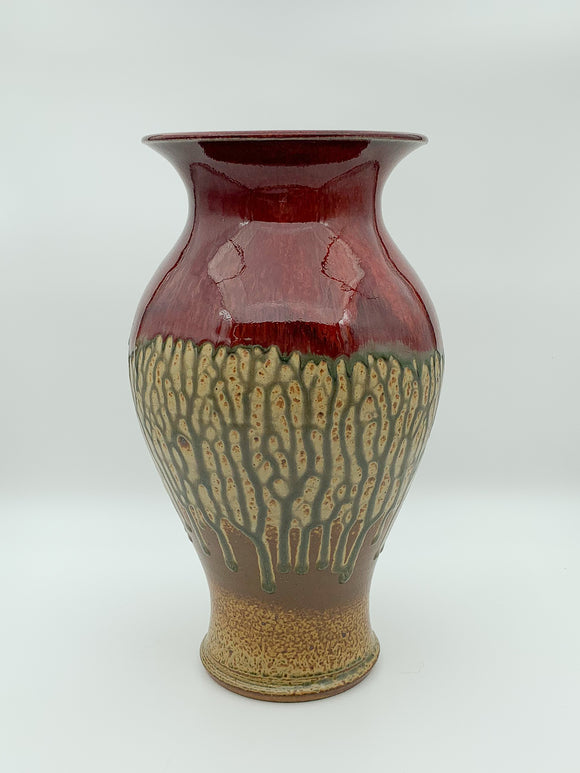 Vase #5 by Ray Pottery