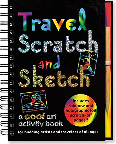 Scratch and Sketch: Travel