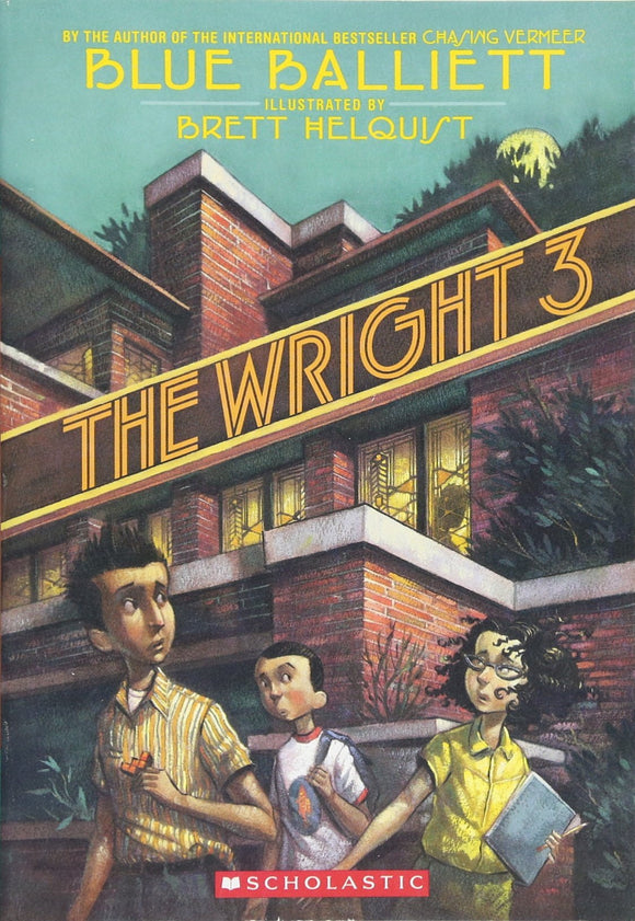 The Wright 3: Book 2 of 4 in the Chasing Vermeer series