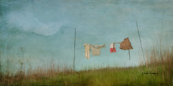 The Dotted Line by Jamie Heiden