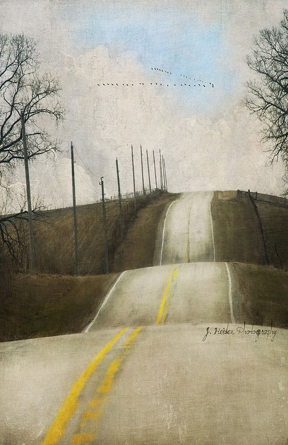 The Other Side of the Clouds by Jamie Heiden