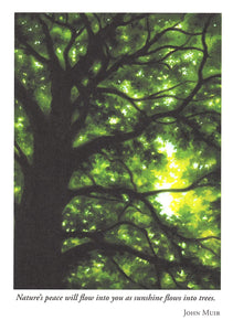 Tree I Sympathy Card from Artists to Watch