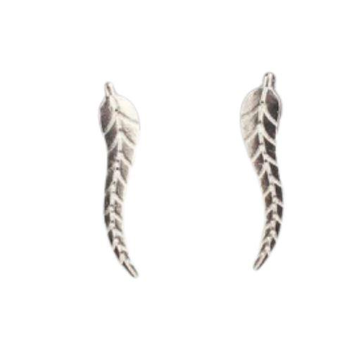 Feather Darling Earrings Earrings Ellie Sage