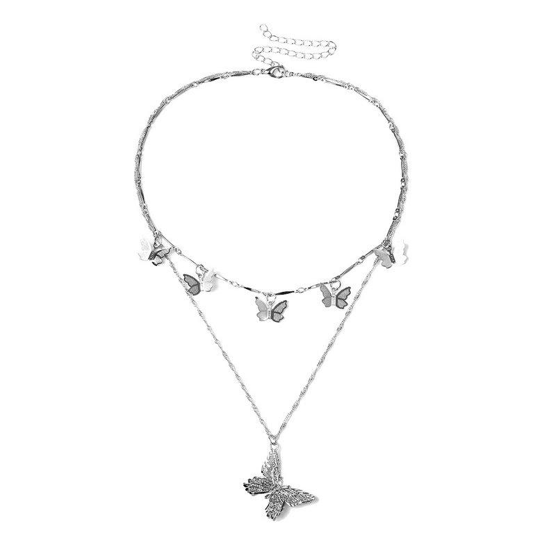 Limitless Growth Butterfly Necklace elliesage