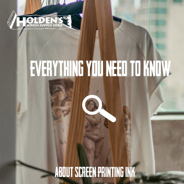 shirts with nice screen inks used for images
