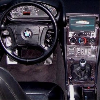 1996-2002 BMW Z3 Real Carbon Fiber Dash Trim Kit