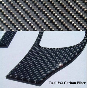 2005-2007 Mercedes Benz C-Class Coupe Real Carbon Fiber Dash Trim Kit - DirectCarTrim