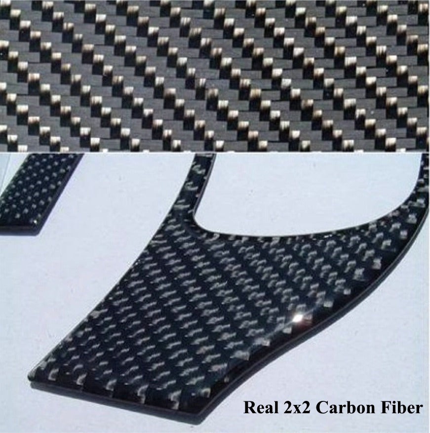 2008 Toyota Highlander Real Carbon Fiber Dash Trim Kit - DirectCarTrim