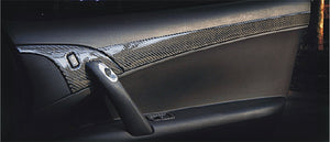 2005-2011 Chevy Corvette Real Carbon Fiber Dash Trim Kit - DirectCarTrim