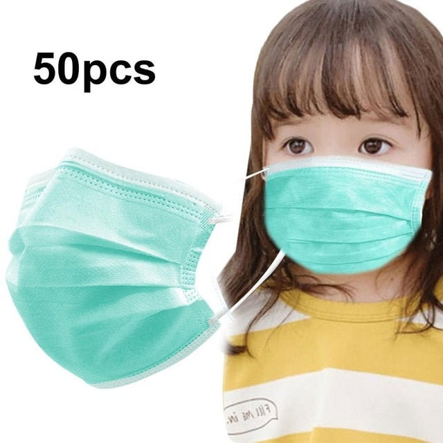 Coloured Surgical Facemasks with Hypoallergenic Filter