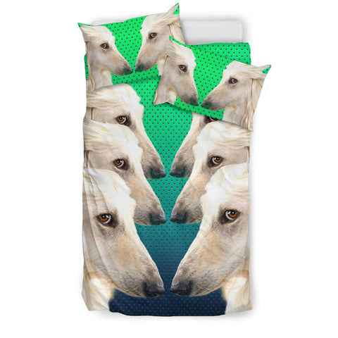 Afghan Hound Dog Art Print Bedding Set