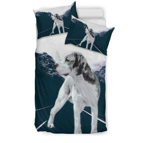 Amazing Beagle Dog Print Bedding Sets
