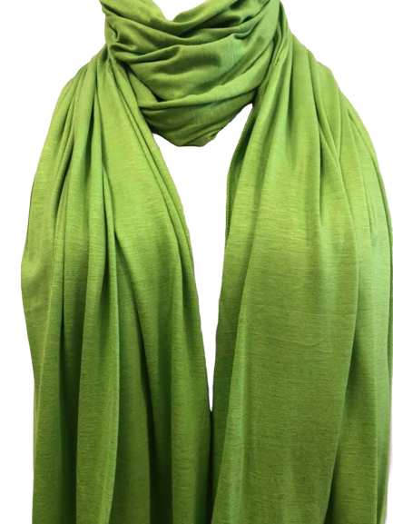 Jersey Cotton Shawl