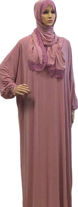 Women's Prayer Hijab Dress