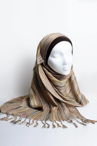 Cotton Viscose Shawl