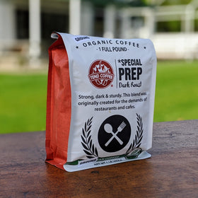 Organic Coffee - Dark Roast (1 pound)