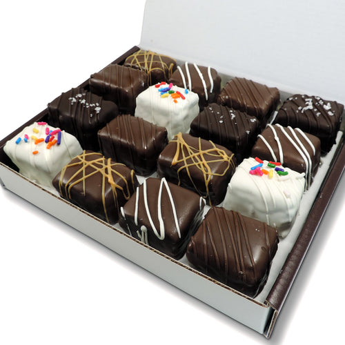 Assorted Brownie Bites - 12-Piece
