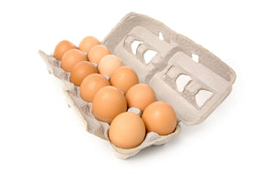 Free Range Eggs (1 dozen) - Red Gate Grocer