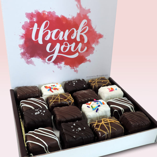 Thank You Box - 16-Piece Gift Box