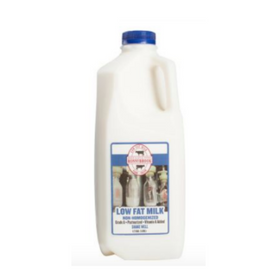 Low Fat Milk (half-gallon)