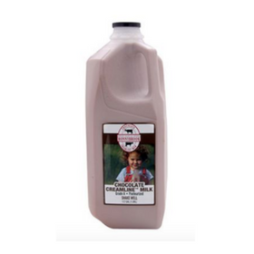 Chocolate Milk (half-gallon)