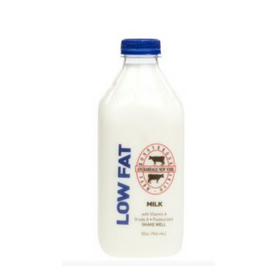 Low Fat Milk (1 quart)