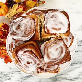 Cinnamon Rolls - Box of 4