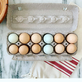 Barr Farm Eggs (one dozen)