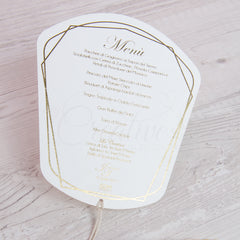 Golden Frame Menu