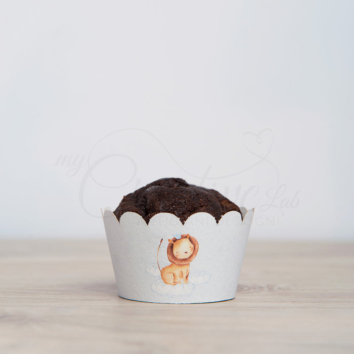 The Lion King Cupcake