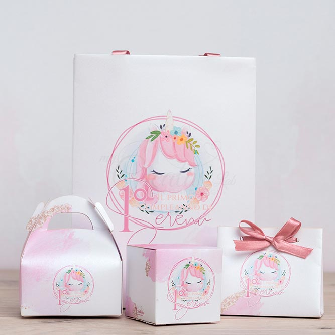 Pink Unicorn Kit