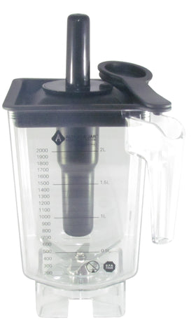 Alterna Jar for JTC Vitamix Waring MX blenders