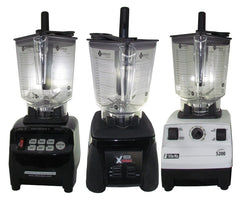 Alterna Jar on Trio JTC Waring and Vitamix