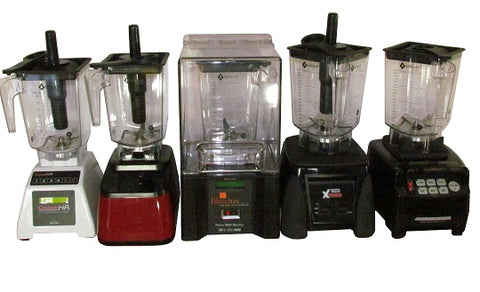 Alterna Jars on multiple blenders