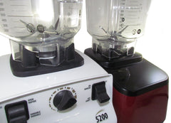 How the Alterna Jar fits on Vitamix or Blendtec type blenders