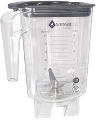 Alterna Jar fits Vita Mix Blenders - 80 oz with exchangeable blending assembly